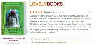 visionarium 2 auf lovelybooks